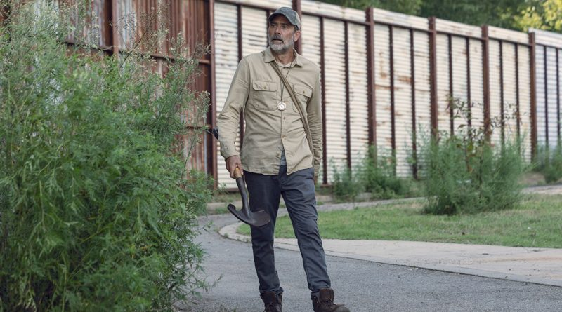 Jeffrey Dean Morgan continues his walk as Negan on 'The Walking Dead'