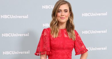 Melissa Roxburgh closes the book on 'Manifest' … for now