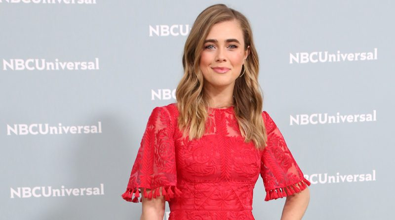 Melissa Roxburgh closes the book on 'Manifest' ... for now