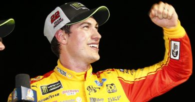 Joey Logano looks to pick up where he left off in 2018
