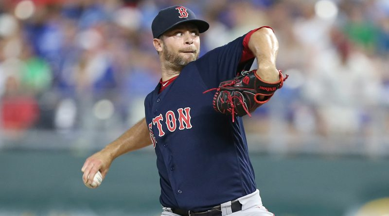 Thornburg could be the answer in Red Sox's depleted bullpen