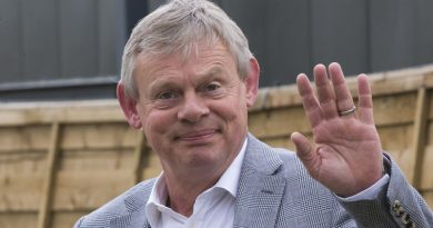 'Manhunt' – How Martin Clunes acquainted himself with detective character