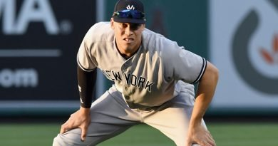 All rise, Aaron Judge is healthy again