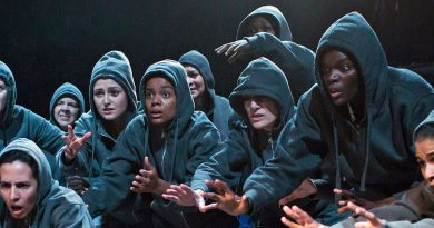 'Great Performances' offers an all-female 'Julius Caesar'