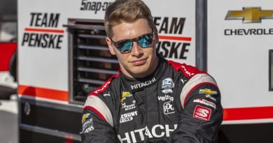 Newgarden looks to add to his trophy case at Indy