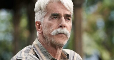Sam Elliott continues his journey with 'A Star Is Born'