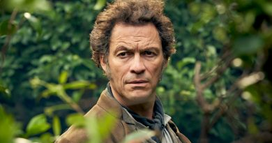 Dominic West has a different affair with 'Les Miserables' on 'Masterpiece'
