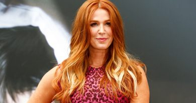 Poppy Montgomery catches a 'Break' with her new ABC series