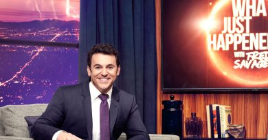 Fred Savage takes aftershows for a ride in new Fox series