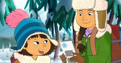 'Molly of Denali' begins animated adventures on PBS