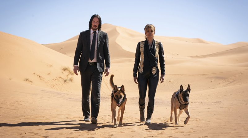 Keanu Reeves fires up 'John Wick' again for Round 3