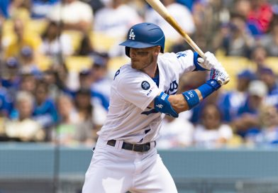 Dodgers' Bellinger on an early pursuit of .400