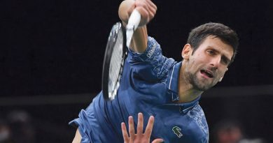 Djokovic seeks more splendor on the grass at Wimbledon