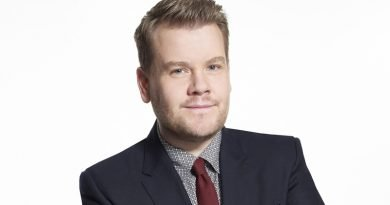 It's never too 'Late Late' for James Corden to go home again