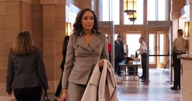 Gina Torres brings a 'Suits' character back to TV in 'Pearson'
