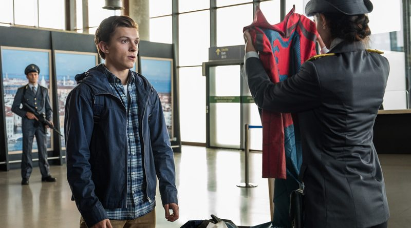 'Spider-Man' makes a swing overseas