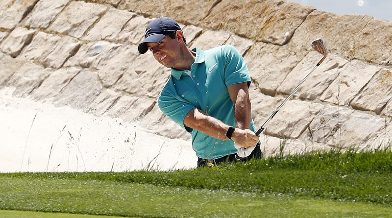 Native son McIlroy takes aim at Royal Portrush in Open Championship