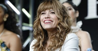 Bethany Joy Lenz feels suited to 'Pearson'
