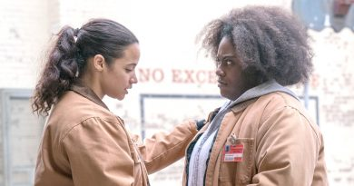 Prison life goes on at Litchfield as 'OITNB' enters its final term