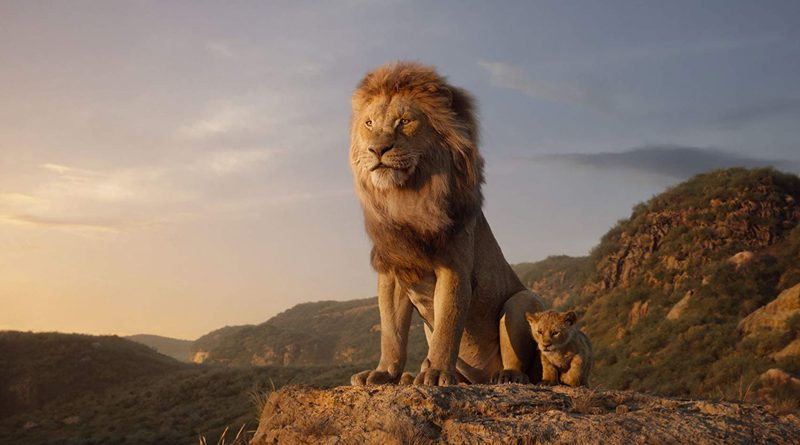 'The Lion King' roars anew in Disney remake