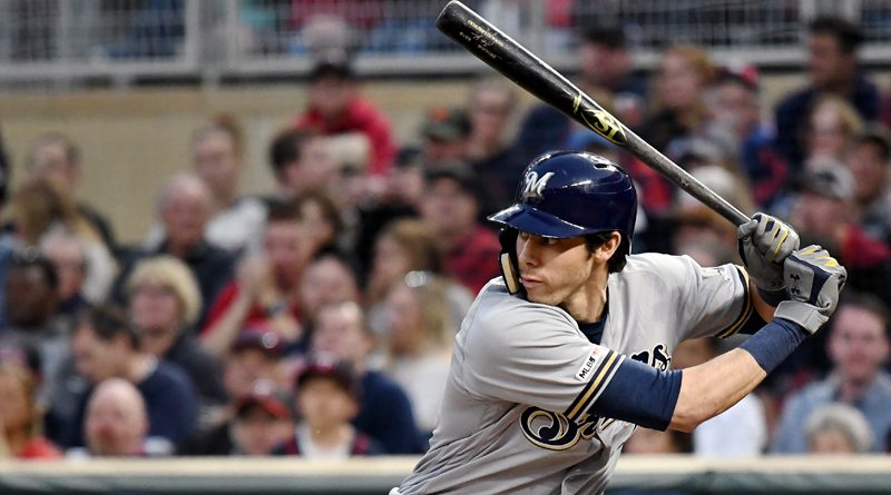 Yelich breaking windows and records for Brewers