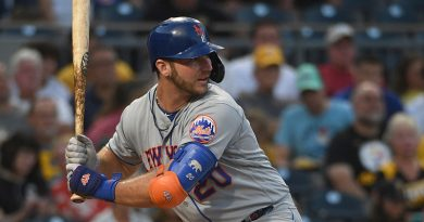 Mets, Alonso loaded for bear in postseason race