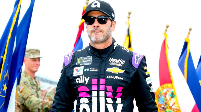 Jimmie Johnson hopes to vault into the playoffs at Indy