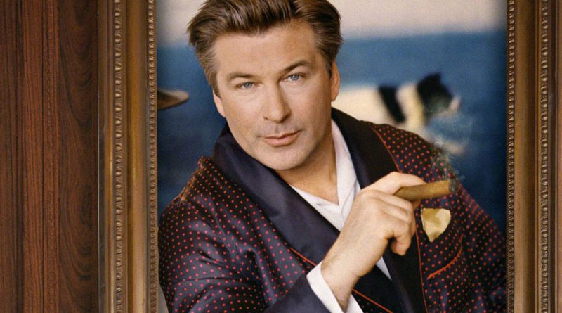 Ready to be roasted: Alec Baldwin gets the Comedy Central treatment