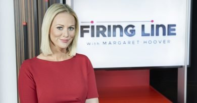 'Firing Line With Margaret Hoover' – The host's link to history