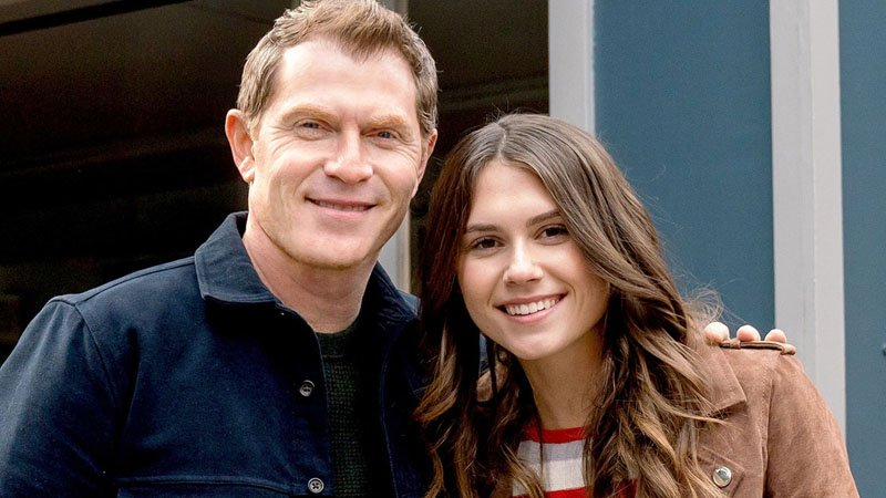 Bobby and Sophie Flay share meals and memories on 'The Flay List'