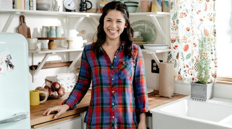 Yeh making a name for herself on Food Network's 'Girl Meets Farm'