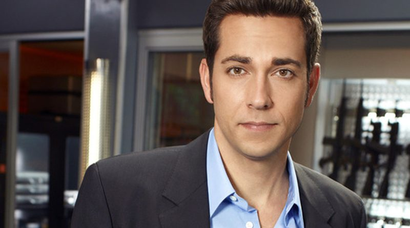 'Chuck' wasn't Zachary Levi's first series stop