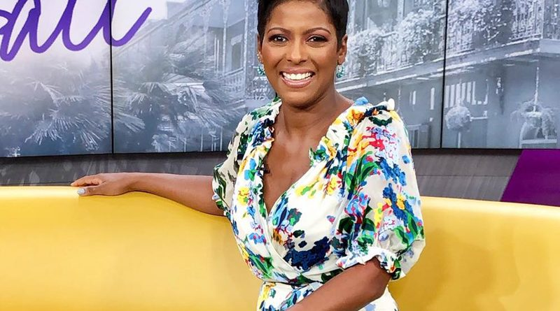 Tamron Hall does daytime television talk her way
