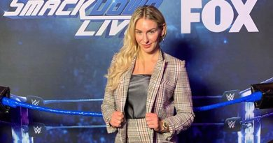 Charlotte Flair helps take the WWE's 'SmackDown' to a new TV home