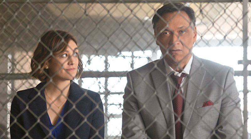 Jimmy Smits practices 'Bluff City Law' on NBC