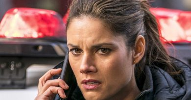 Missy Peregrym tries to bring more lightness to 'FBI'