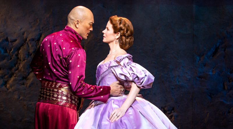 Kelli O'Hara helps bring Broadway's latest 'The King and I' to TV