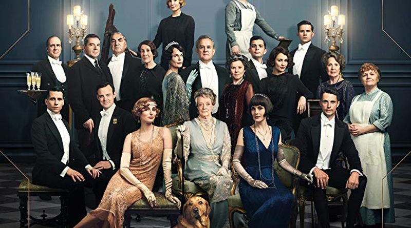 'Downton Abbey' revisited: Movie reunites series' stars