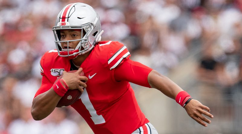 Fields seizes the opportunity at Ohio State