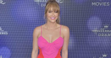 Jill Wagner makes 'Christmas Wishes' to help start Hallmark Channel's holiday season