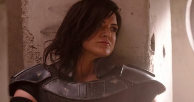 Carano uses physicality to her advantage on 'The Mandalorian'