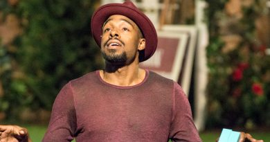 An all-black cast brings Shakespeare's 'Much Ado About Nothing' to 21st century life on PBS