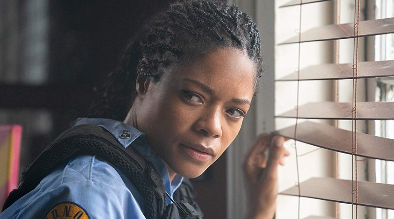 Naomie Harris elevates the action in 'Black and Blue'