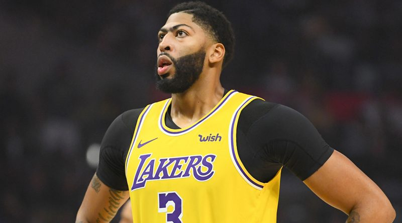 Davis fits right in with LeBron and Lakers