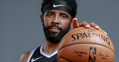Kyrie Irving in the driver's seat for improved Nets