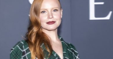 'Servant' – Lauren Ambrose on her 'grossest day' on set