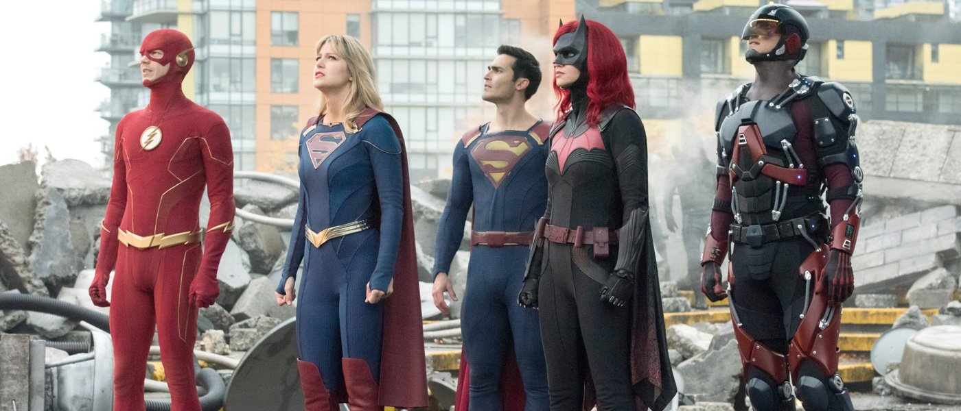The CW's superheroes unite again to face a 'Crisis'