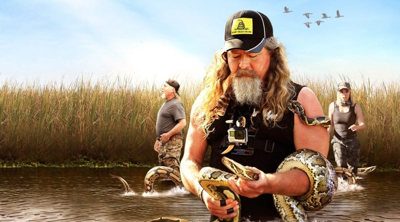 Pythons go mobile in Season 2 of Discovery's 'Guardians of the Glades'