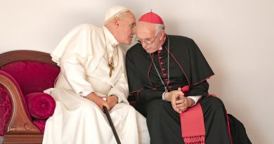 Netflix's 'The Two Popes' shows a historic transition of power