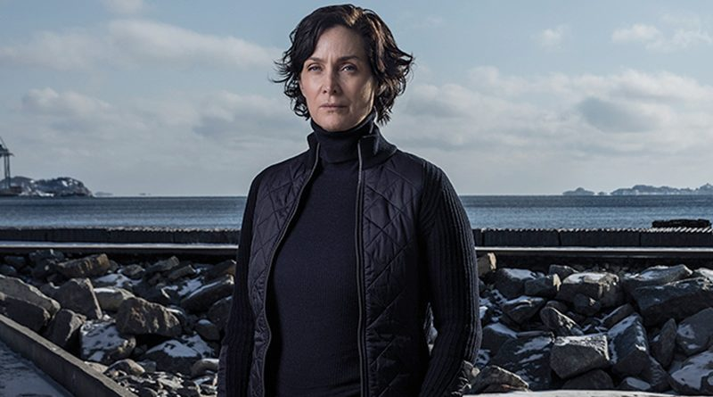 'Wisting – Consider Carrie-Anne Moss a Norway fan